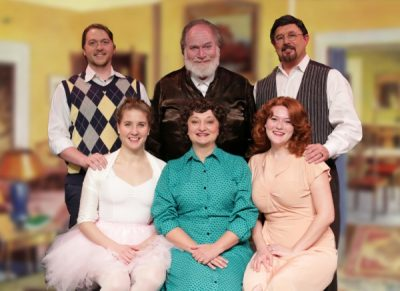 Town Theatre's You Can't Take It With You