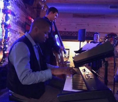 Friday Night Jazz (and Dancing) at the Ballroom