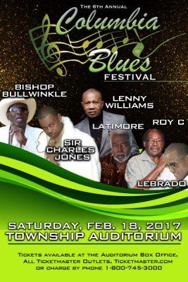 6th Annual Capital City Blues Festival