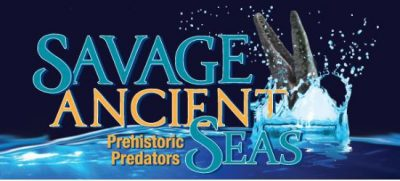 Savage Ancient Seas Blockbuster Exhibit at the State Museum