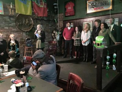 St. Pats in Five Points Line-Up Announcement Party