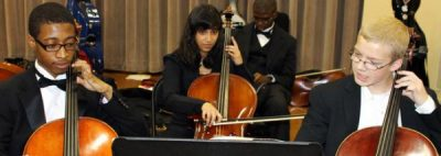 SC Philharmonic - Youth Orchestra