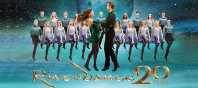 Broadway in Columbia - Riverdance