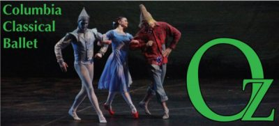 Columbia Classical Ballet - Outreach Performance of Oz