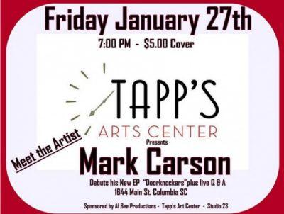 Meet the Artist – Mark Carson