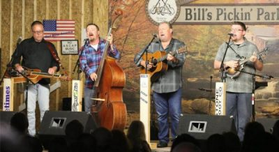 Pickin' With The Pros - The Edgar Loudermilk Band