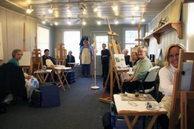 Michel McNinch Painting Workshop