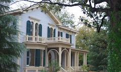President's Day Tours | Woodrow Wilson Family Home: A Museum of Reconstruction