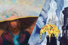 Gallery Tour: Enduring Spirit: The Art of Tyrone Geter and Salvador Dalí's Fantastical Fairy Tales