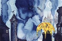 Gallery Tour: Salvador Dalí's Fantastical Fairy Tales