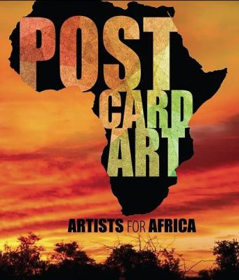 Artists for Africa Postcard Art