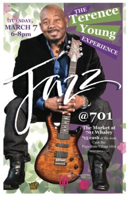 Terence Young Jazz Experience