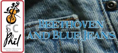 SC Philharmonic - Beethoven and Bluejeans