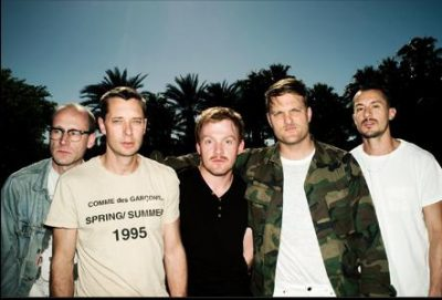 Cold War Kids with Special Guest Middle Kids