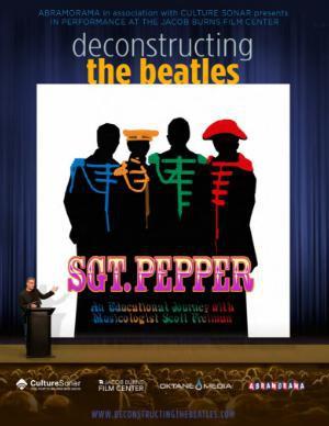 Deconstructing the Beatles' Sgt Pepper