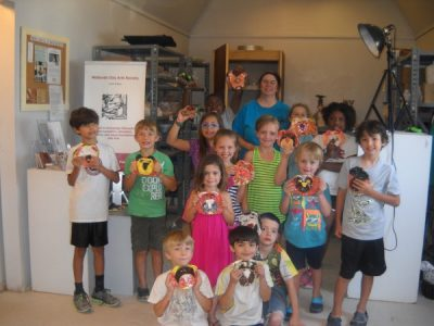 Summer Art Camp - Session 1:  Art of the Jungle
