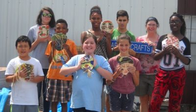 Summer Art Camp Session 2:  Pottery Explorations