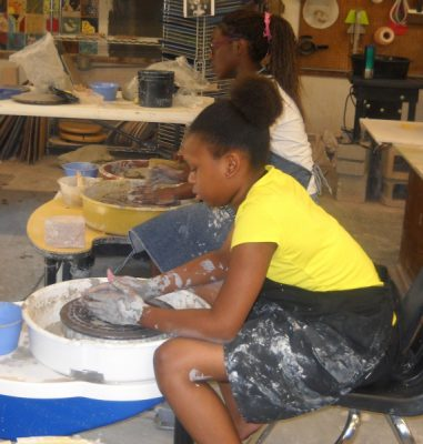 Summer Art Camp Session 5:  Pottery Explorations