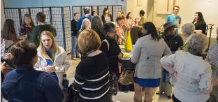 Evening for Educators at the Columbia Museum of Art