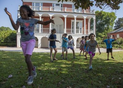 Historic Columbia Summer Camp