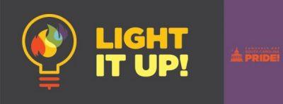 SC Pride Parade: Light It Up!