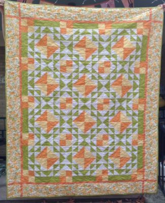 Summer Quilting with Anita