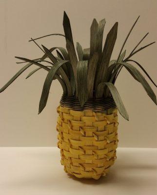Basket Weaving Workshop - Pineapple