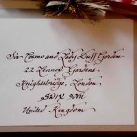 Calligraphy Workshop for Any Occasion