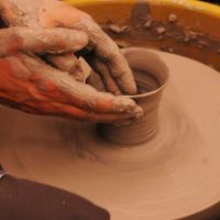 Children's Pottery Workshop