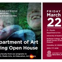 Department of Art, University of South Carolina