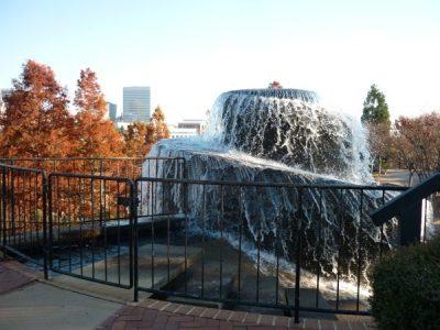 Finlay Park Fountain