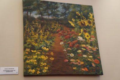 Meandering Along the Garden Path