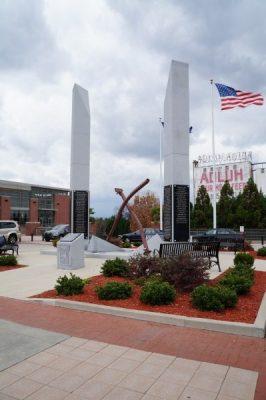 First Responders' Remembrance Memorial
