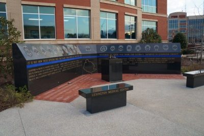 Lexington County Law Enforcement Memorial