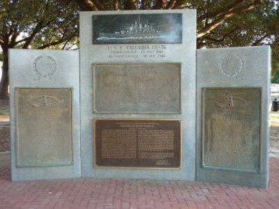 Cruiser Division 12 Memorial