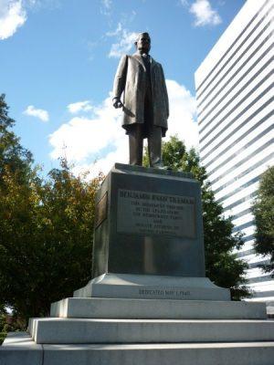 Benjamin Ryan Tillman Monument
