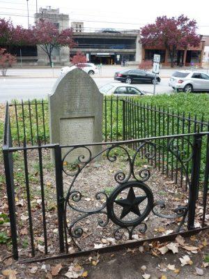 Memorial to Captain Swanson
