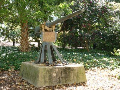 Battleship Maine Gun Monument