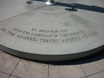 Armed Forces of the U.S. Veterans Monument