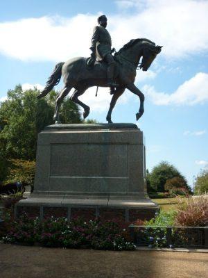 Wade Hampton Monument