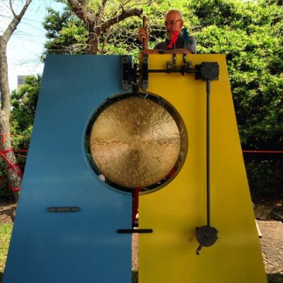 Gong in the Vista