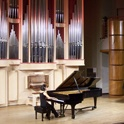 University of South Carolina Music Building Recital Hall